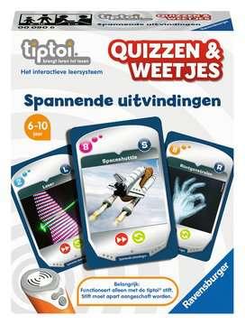 tiptoi® - Quizzen & weetjes: Spannende uitvindingen tiptoi®;tiptoi® de spellen - image 1 - Ravensburger