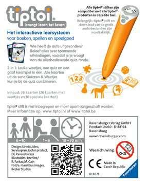 tiptoi® - Quizzen & weetjes: Spannende uitvindingen tiptoi®;tiptoi® de spellen - image 2 - Ravensburger