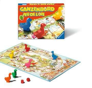 Ganzenbord Spellen;Vrolijke kinderspellen - image 2 - Ravensburger