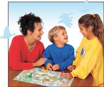 Ganzenbord Spellen;Vrolijke kinderspellen - image 3 - Ravensburger