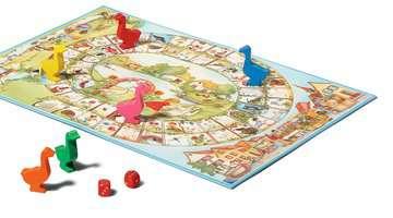 Ganzenbord Spellen;Vrolijke kinderspellen - image 4 - Ravensburger