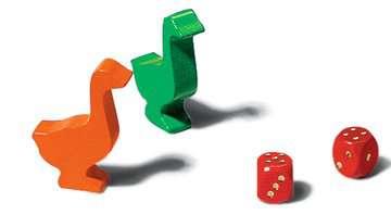 Ganzenbord Spellen;Vrolijke kinderspellen - image 5 - Ravensburger