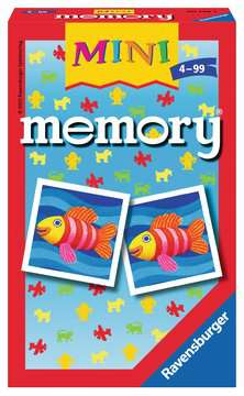 MINI memory® Spellen;Pocketspellen - image 1 - Ravensburger
