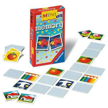 MINI memory® Spellen;Pocketspellen - image 2 - Ravensburger