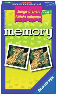 memory® Bébés animaux Jeux;Mini Jeux - Image 1 - Ravensburger