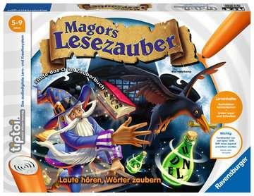 00511 Lernspiele tiptoi® Magors Lesezauber von Ravensburger 1