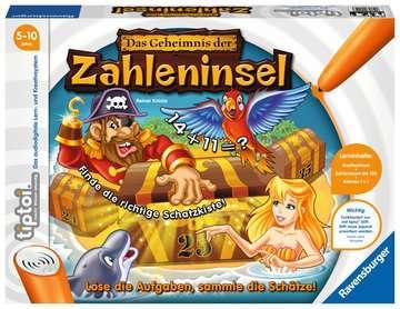 tiptoi® Das Geheimnis der Zahleninsel tiptoi®;tiptoi® Spiele - Bild 1 - Ravensburger