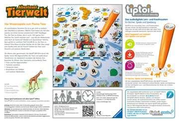 00513 Lernspiele tiptoi® Abenteuer Tierwelt von Ravensburger 2