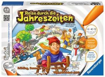 00514 Lernspiele tiptoi® Reise durch die Jahreszeiten von Ravensburger 1