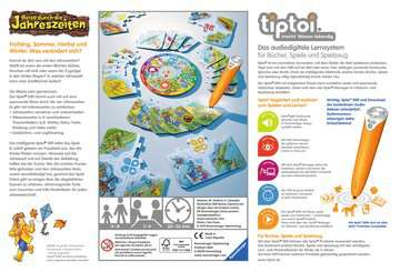 tiptoi® Reise durch die Jahreszeiten tiptoi®;tiptoi® Spiele - Bild 2 - Ravensburger