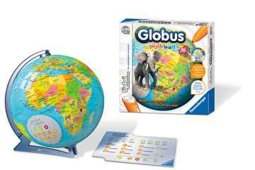00515 Lernspiele tiptoi® Der interaktive Globus - puzzleball® von Ravensburger 2