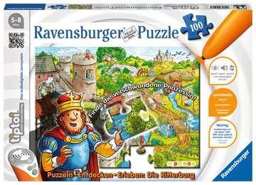 tiptoi® Puzzeln, Entdecken, Erleben: Die Ritterburg tiptoi®;tiptoi® Puzzle - Bild 1 - Ravensburger