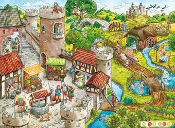 00516 tiptoi® Puzzle tiptoi® Puzzeln, Entdecken, Erleben: Die Ritterburg von Ravensburger 3