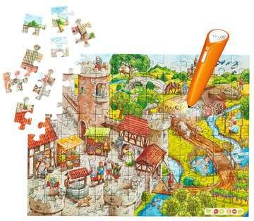 tiptoi® Puzzeln, Entdecken, Erleben: Die Ritterburg tiptoi®;tiptoi® Puzzle - Bild 5 - Ravensburger