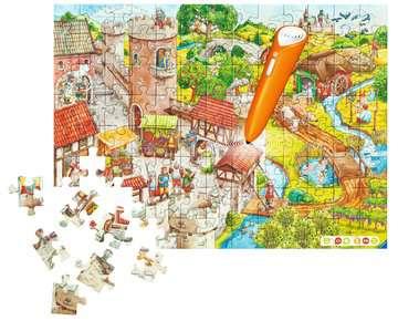 00516 tiptoi® Puzzle tiptoi® Puzzeln, Entdecken, Erleben: Die Ritterburg von Ravensburger 5