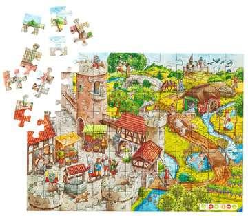 00516 tiptoi® Puzzle tiptoi® Puzzeln, Entdecken, Erleben: Die Ritterburg von Ravensburger 6