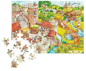 tiptoi® Puzzeln, Entdecken, Erleben: Die Ritterburg tiptoi®;tiptoi® Puzzle - Bild 8 - Ravensburger