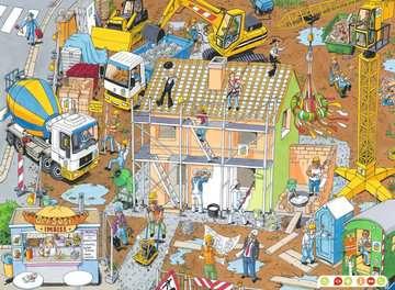 tiptoi® Puzzeln * Entdecken * Erleben: Die Baustelle tiptoi®;tiptoi® Puzzle - Bild 2 - Ravensburger
