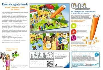 00518 tiptoi® Puzzle tiptoi® Puzzeln, Entdecken, Erleben: Der Ponyhof von Ravensburger 2