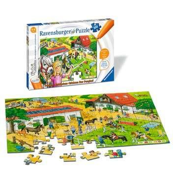 tiptoi® Puzzeln, Entdecken, Erleben: Der Ponyhof tiptoi®;tiptoi® Puzzle - Bild 3 - Ravensburger