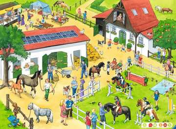 00518 tiptoi® Puzzle tiptoi® Puzzeln, Entdecken, Erleben: Der Ponyhof von Ravensburger 4