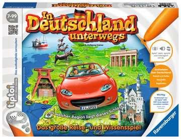 00521 tiptoi® Spiele tiptoi® In Deutschland unterwegs von Ravensburger 1