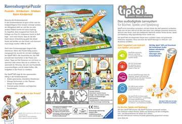 00523 Kinderpuzzle tiptoi® Puzzeln, Entdecken, Erleben: Beim Kinderarzt von Ravensburger 2