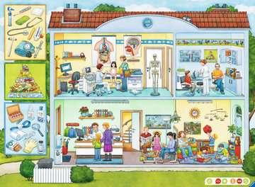 00523 Kinderpuzzle tiptoi® Puzzeln, Entdecken, Erleben: Beim Kinderarzt von Ravensburger 3