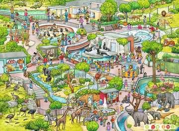 00524 tiptoi® Puzzle tiptoi® Puzzeln, Entdecken, Erleben: Im Zoo von Ravensburger 3