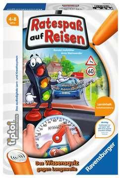 tiptoi® Ratespaß auf Reisen tiptoi®;tiptoi® Spiele - Bild 1 - Ravensburger