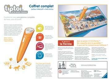 Coffret complet lecteur interactif + Livre Ferme tiptoi®;Lecteur et coffrets complets tiptoi® - Image 2 - Ravensburger