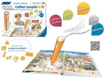 Coffret complet lecteur interactif + Livre Ferme tiptoi®;Lecteur et coffrets complets tiptoi® - Image 3 - Ravensburger