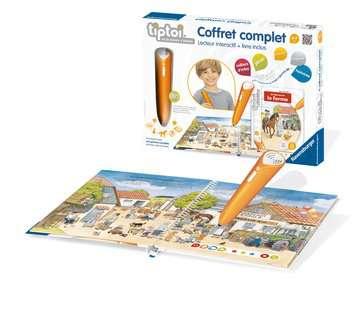 Coffret complet lecteur interactif + Livre Ferme tiptoi®;Lecteur et coffrets complets tiptoi® - Image 4 - Ravensburger