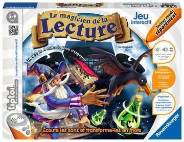 tiptoi® - Le magicien de la lecture tiptoi®;Jeux tiptoi® - Image 1 - Ravensburger