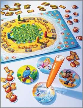 tiptoi® - het mysterie van het getalleneiland tiptoi®;tiptoi® de spellen - image 2 - Ravensburger