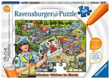 00554 Kinderpuzzle tiptoi® Puzzlen, Entdecken, Erleben: Im Einsatz von Ravensburger 1