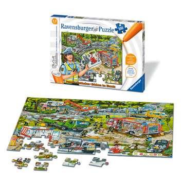 00554 Kinderpuzzle tiptoi® Puzzlen, Entdecken, Erleben: Im Einsatz von Ravensburger 4