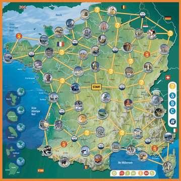 Voyage en France tiptoi®;Jeux tiptoi® - Image 4 - Ravensburger