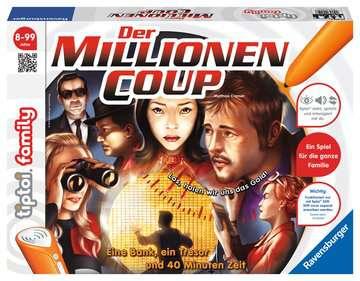 00559 tiptoi® Spiele tiptoi® Der Millionen-Coup von Ravensburger 1