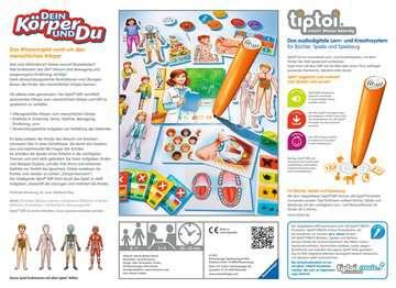 tiptoi® Dein Körper und Du tiptoi®;tiptoi® Spiele - Bild 2 - Ravensburger