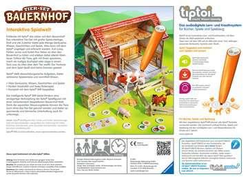 00564 tiptoi® Spielfiguren tiptoi® Tier-Set Bauernhof von Ravensburger 2