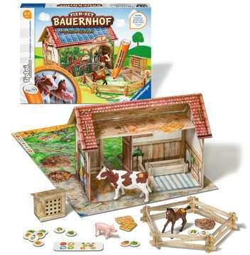 00564 tiptoi® Spielfiguren tiptoi® Tier-Set Bauernhof von Ravensburger 3