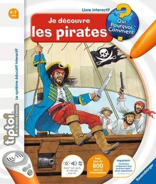 tiptoi® - Je découvre les pirates tiptoi®;Livres tiptoi® - Image 1 - Ravensburger
