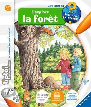 J explore la forêt tiptoi®;Livres tiptoi® - Image 1 - Ravensburger