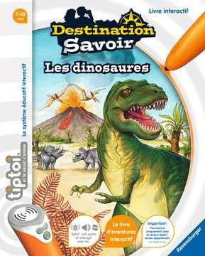 tiptoi® - Destination Savoir - Les dinosaures tiptoi®;Livres tiptoi® - Image 1 - Ravensburger