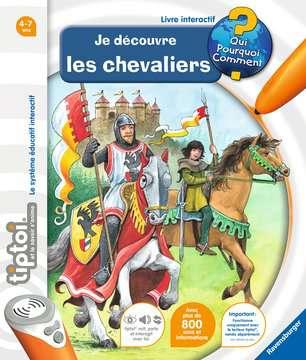 Je découvre les Chevaliers tiptoi®;Livres tiptoi® - Image 1 - Ravensburger