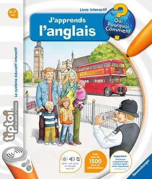 tiptoi® -  J apprends l anglais tiptoi®;Livres tiptoi® - Image 1 - Ravensburger