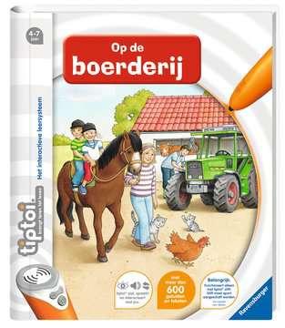 tiptoi® - op de boerderij tiptoi®;tiptoi® boeken - image 2 - Ravensburger