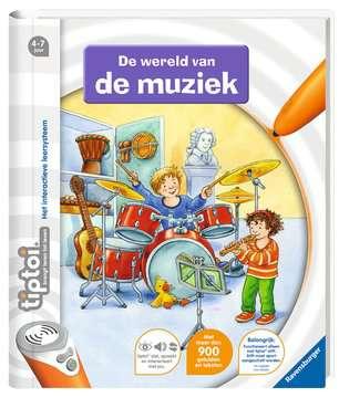 tiptoi® - de wereld van muziek tiptoi®;tiptoi® boeken - image 2 - Ravensburger