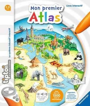 Mon premier Atlas tiptoi®;Livres tiptoi® - Image 1 - Ravensburger